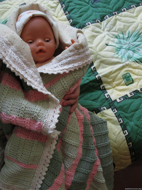 Одеяло для младенца