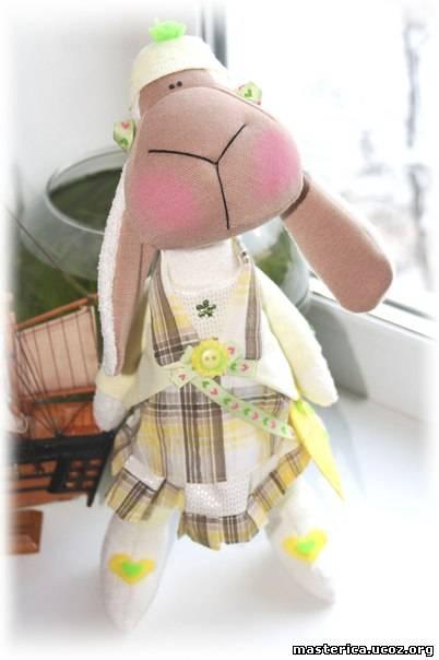 Сколько стоит кукла тильде